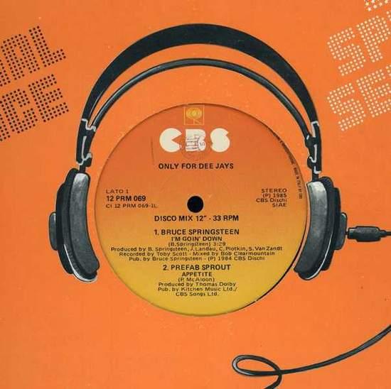 "Bruce Springsteen - I'm Goin' Down - Italian Dj Promo 12"" - 12"""