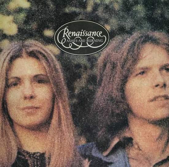 Renaissance - Ashes Are Burning - Italian Lp - LP