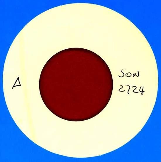 Agnetha Fältskog & Ola Håkansson - The Way You Are - Italian Test Pressing Single - 45
