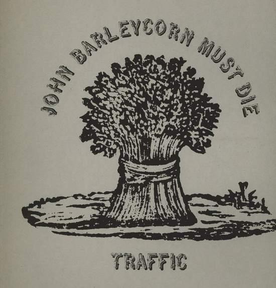 Traffic - John Barleycorn Must Die - Italian Lp Reissue - LP