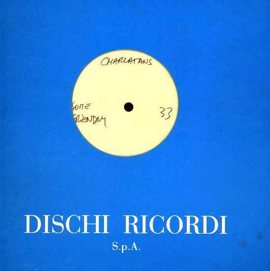 Charlatans - Some Friendly - Italian White Label Lp - LP