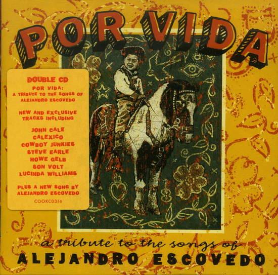 Variour Artists - Por Vida - Uk Promo 2 Cd Set - 2CD