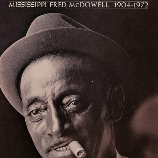 Mississippi Fred Mcdowell - Mississippi Fred Mcdowell 1904-1972 - Uk Lp - LP