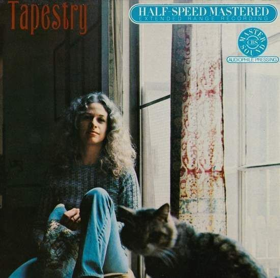 Carole King - Tapestry - Half Speed Mastered Lp