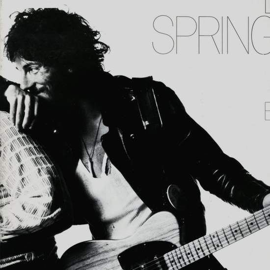 Bruce Springsteen - Born To Run - Lp With Poster