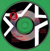 Erasure - Star - Uk Promo Cds - CD Single