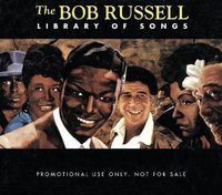 Bob Russell - Bob Russell Library Of Songs - Usa Promo 5 Cd Set - 5CD