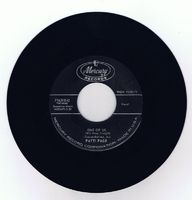 Patti Page - One Of Us - 7""