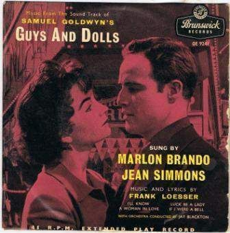 Marlon Brando - Guys And Dolls