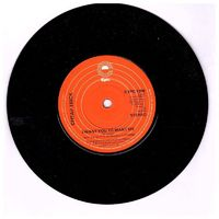 """Cheap Trick - I Want You To Want Me - 7"""""""