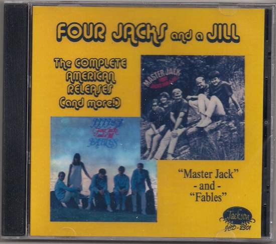 Four Jacks & A Jill - The Complete American Releases - CD