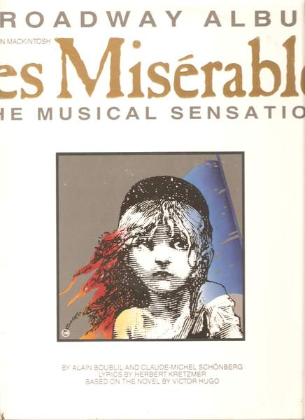 Original Soundtrack Recording - Les Miserables Broadway Album - 2LP