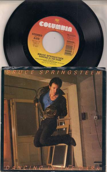 Springsteen,bruce - Dancng In The Dark/pink Cadillac - 45