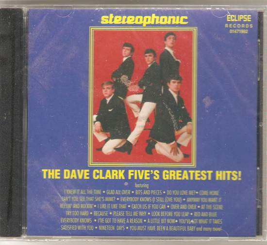 Greatest Hits - Dave Clark Five