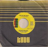 Phillips,esther - For All We Know / Fever - 45