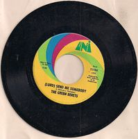 Green Berets - Lord) Send Me Somebody To Love / We Must Make Things Right - 45