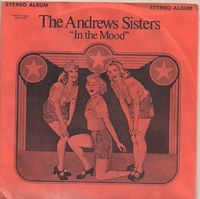 Andrews Sisters - In The Mood - EP