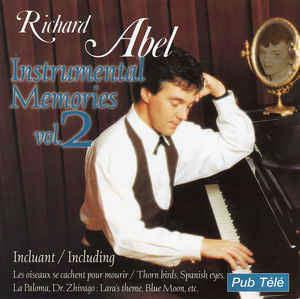 Richard Abel - Instrumental Memories Vol-2