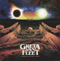 Greta Van Fleet - Anthem Of The Peaceful Army - CD