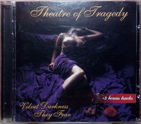Theatre Of Tragedy - Velvet Darkness They Fear +3 Bonus Tracks - CD