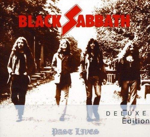 Black Sabbath - Past Lives 2 Cd & Never Say Die Live '78 Dvd - 2CD