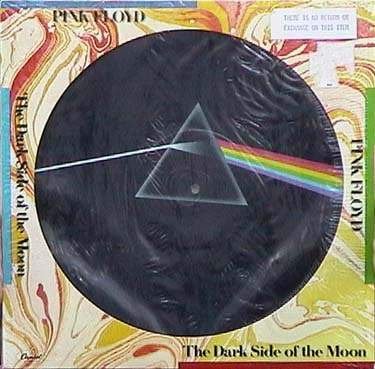 Pink Floyd - Dark Side Of The Moon EP