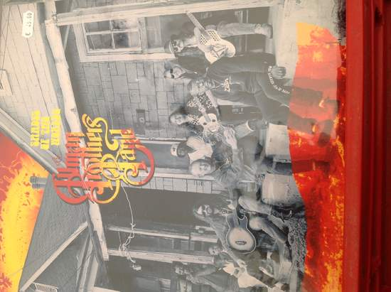 Allman Brothers Band - Shades Of The World - LP