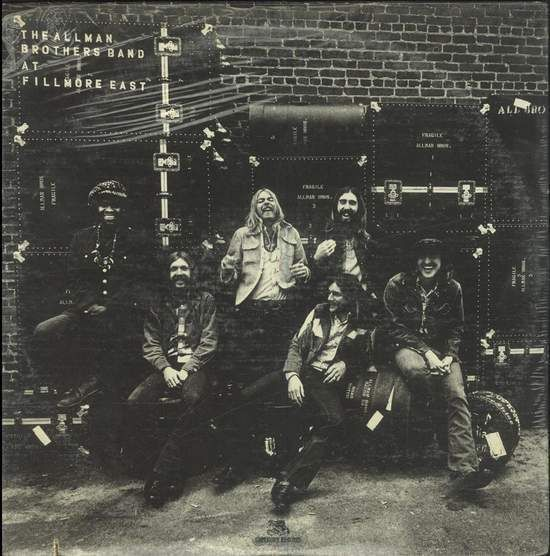 Allman Brothers Band - The Allman Brothers Band At Fillmore East Album