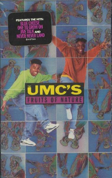 U.m.c.'s - Fruits Of Nature - Cassette