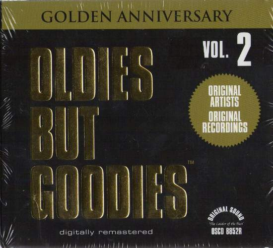Various - Oldies But Goodies Vol. 2 - Golden Anniversary
