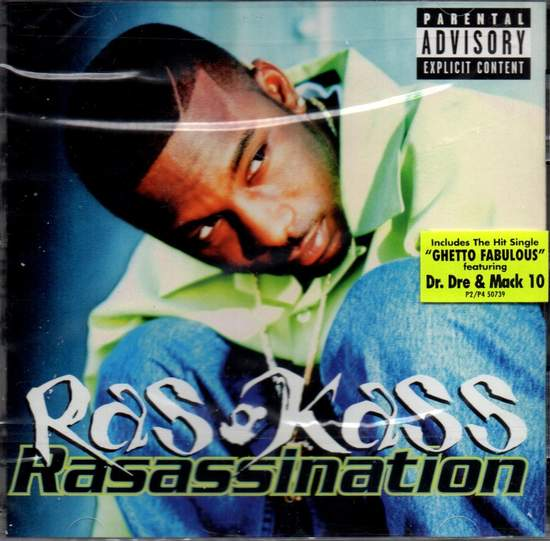Ras Kass - Rasassination - CD