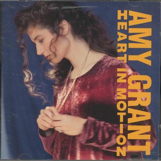 Amy Grant - Heart In Motion - CD