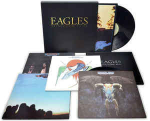 Eagles - The Studio Albums 1972-1979 - LP Box Set