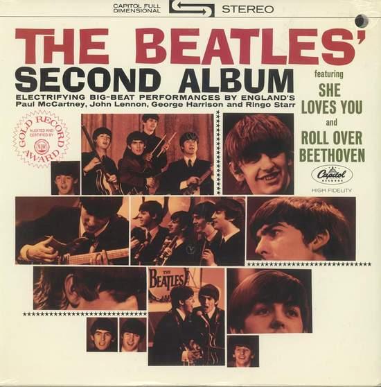 Beatles - The Beatles' Second Album - LP