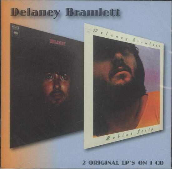 Delaney Bramlett - Some Things Coming & Mobius Strip - CD