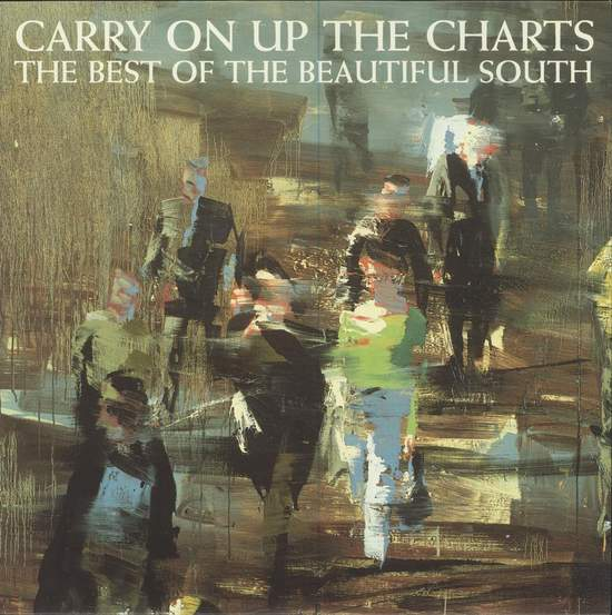 Beautiful South - Carry On Up The Charts - 2LP