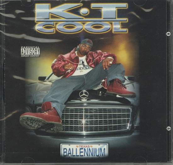 Kt Cool - Ballennium - CD