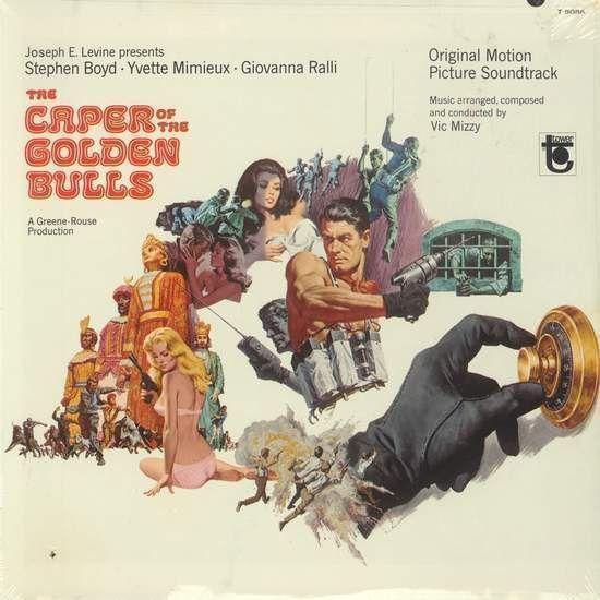 The Caper Of The Golden Bulls