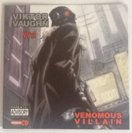 Viktor Vaughn - Venomous Villain (vv:2) - CD