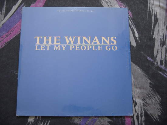 Winans - Let My People Go - 12""