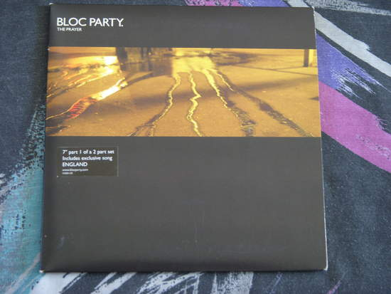Bloc Party - The Prayer - 2X 7""