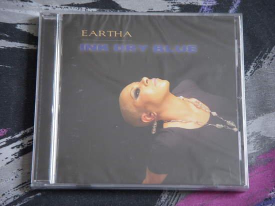 Eartha - Ink Dry Blue - CD