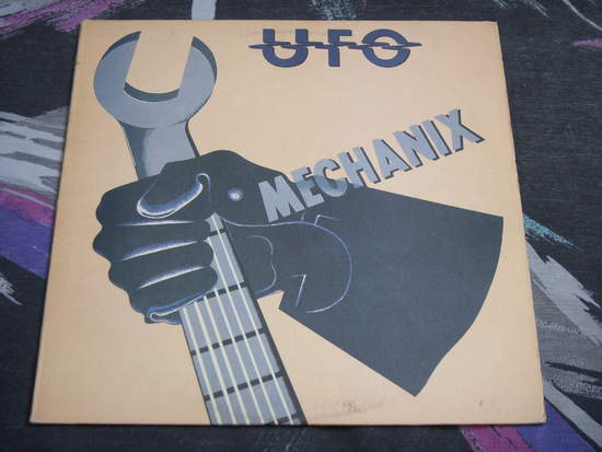 Ufo - Mechanix - LP