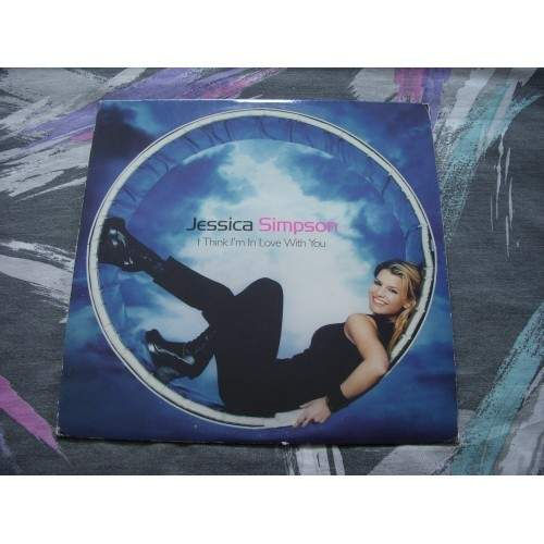 Jessica Simpson - I Think I'm In Love With You - 12""