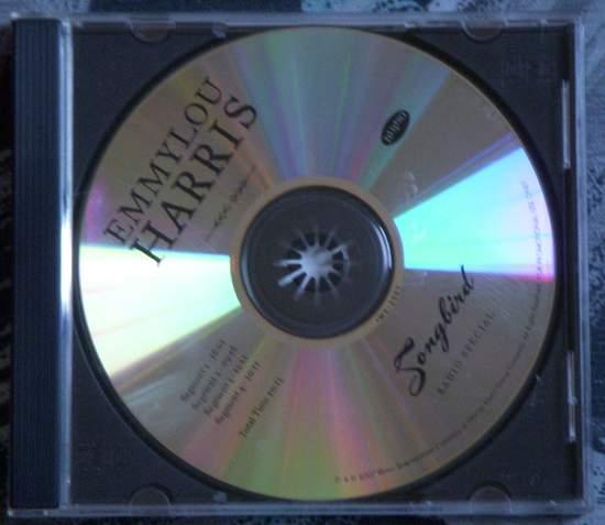 Emmylou Harris - Songbird Radio Special - CD