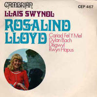 Lloyd,rosalind - Llais Swynol - EP