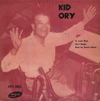 Kid Ory - And His Creole Jazz Band In Concert - EP