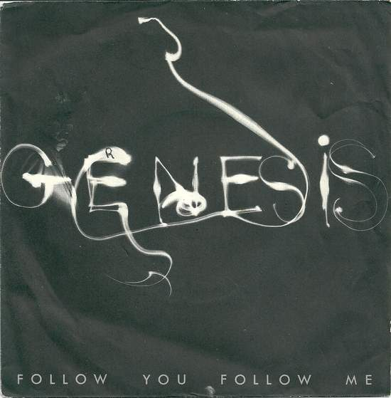 "Genesis - Follow You Follow Me - 7"" PS"