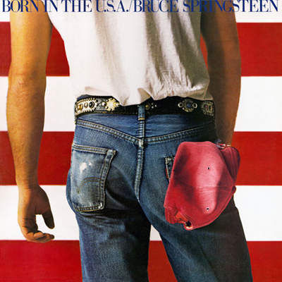 Bruce Springsteen - Born In The U.s.a. Single