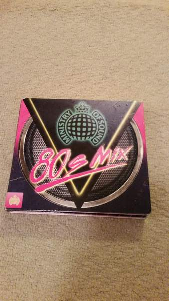 Various Artists - Ministry Of Sound 80's Mix - 4CD